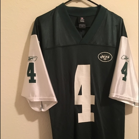 sale retailer 0b810 c11fb [NFL] Brett Favre #4 NEW YORK JETS Jersey SIze M